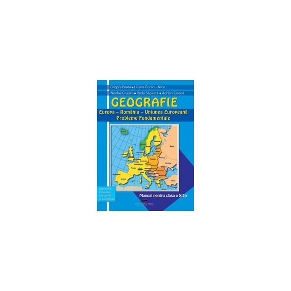 GEOGRAFIE MANUAL CLS XII - POSEA