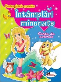 INTAMPLARI MINUNATE - CARTE DE COLORAT