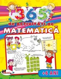 365 DE ACTIVITATI DE MATEMATICA