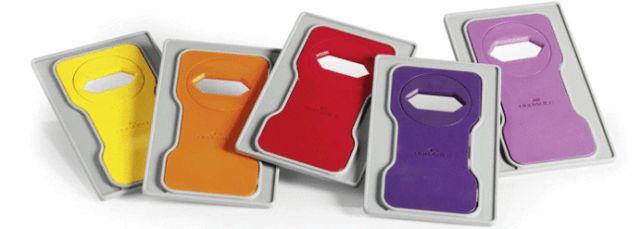 Varicolor Durable suport telefon portocaliu