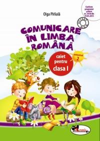 COMUNICARE IN LIMBA ROMANA I - CAIET SEM. 2 - PARIIALA
