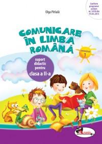 COMUNICARE IN LIMBA ROMANA II - CAIET SEM. 1 - PARIIALA
