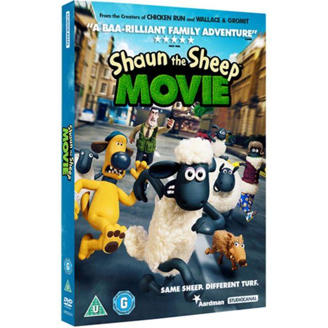 SHAUN THE SHEEP MOVIE - MIELUL SHAUN