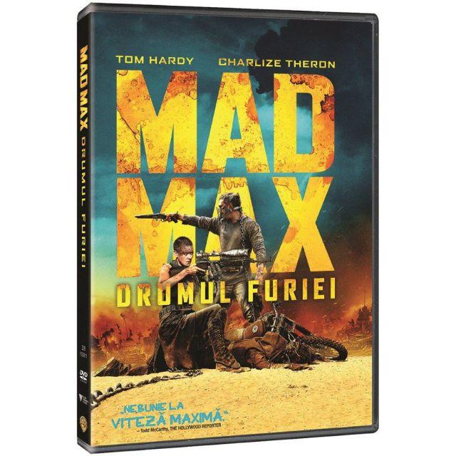 MAD MAX: FURY ROAD - DRUMUL FURIEI