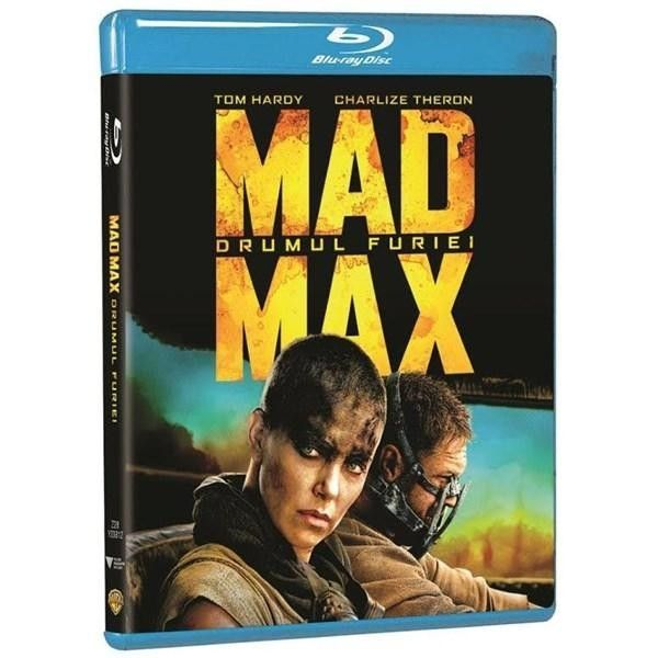 BD: MAD MAX: FURY ROAD - DRUMUL FURIEI