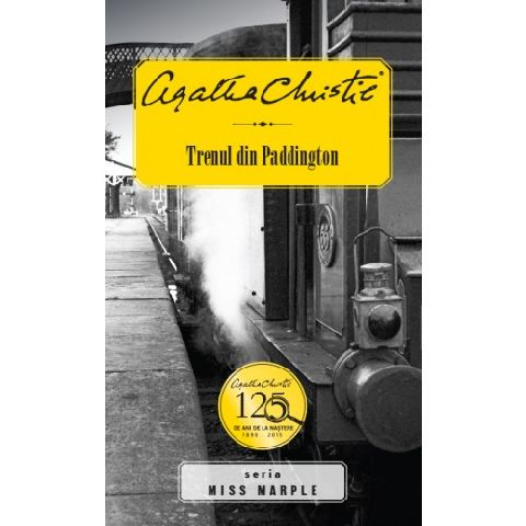 TRENUL DIN PADDINGTON (MISS MARPLE)