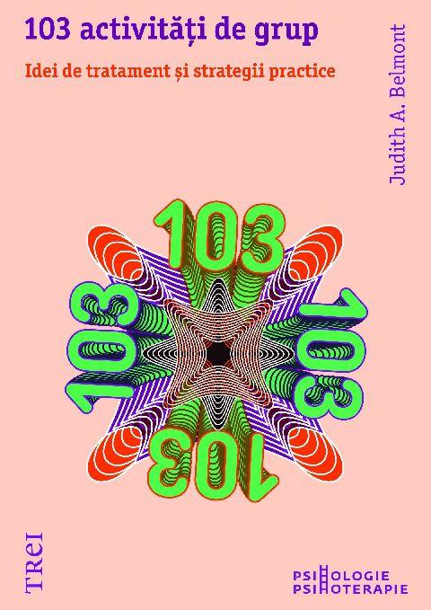 103 ACTIVITATI DE GRUP