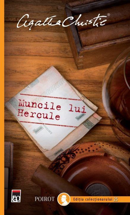 MUNCILE LUI HERCULE - POIROT ED. COLECTIONARULUI