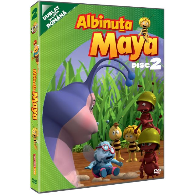 Albinuta Maya Vol.2