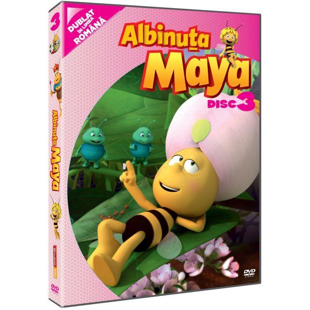 Albinuta Maya Vol.3