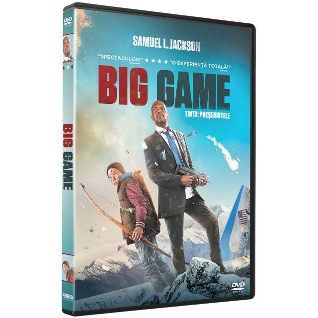 BIG GAME - TINTA: PRESEDINTELE
