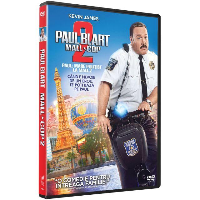 PAUL BLART: MALL COP 2 - MARE POLITIST LA MALL 2