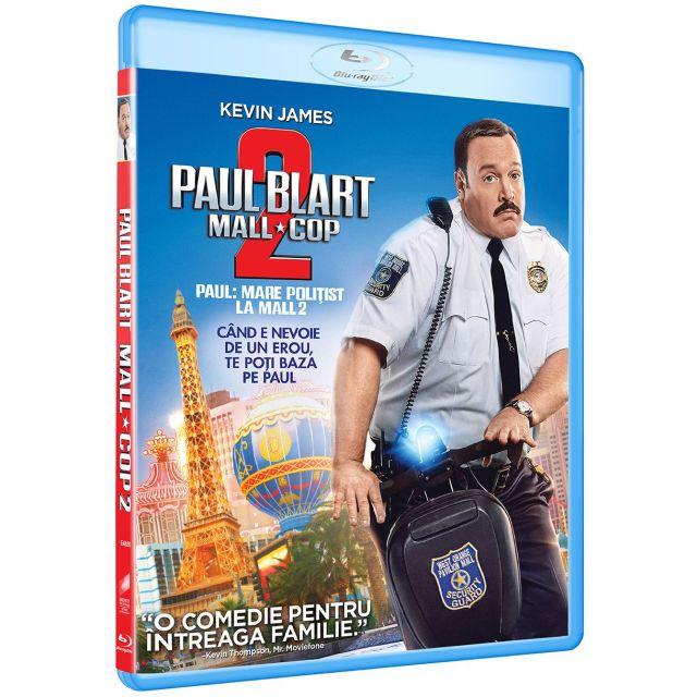 BD: PAUL BLART: MALL COP 2 - MARE POLITIST LA MALL 2