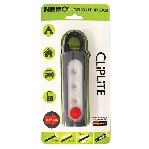 Lanterna NEBO ClipLite