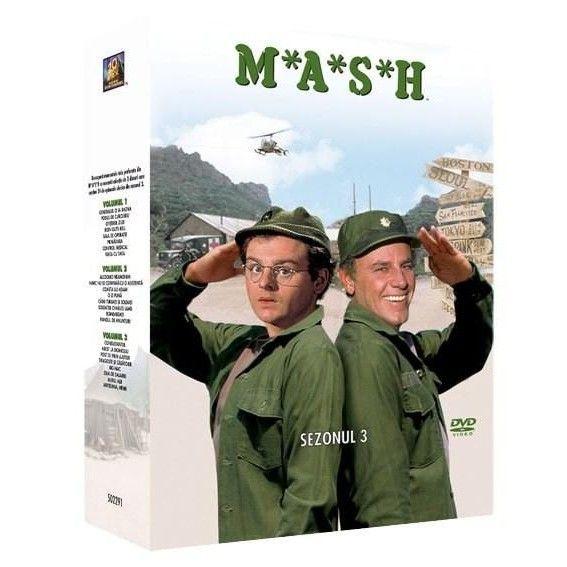 MASH - SEASON 3 - SERIA 3