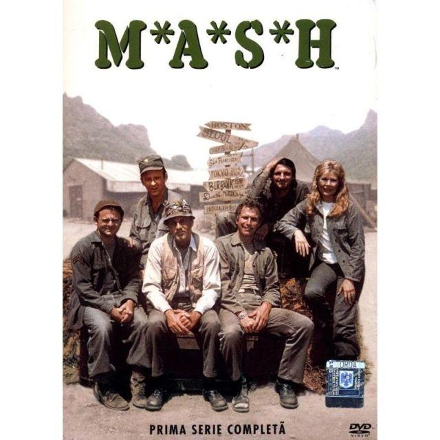 MASH - SEASON 1 - SERIA 1