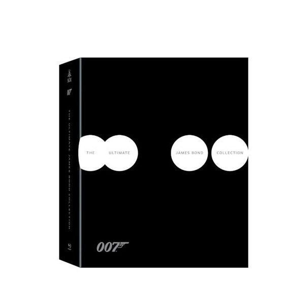 BOND COMPLETE COLLECTION 23 TITLES - 23 TITLURI
