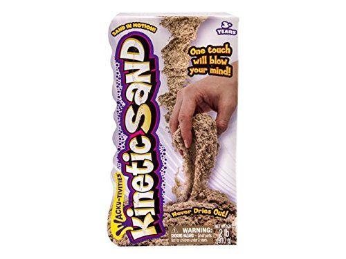 Kinetic Sand,nisip 907g,maro