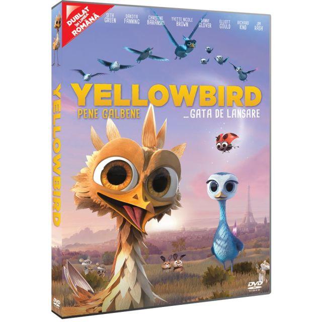 YELLOWBIRD - PENE GALBENE