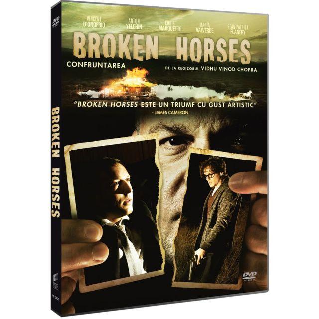 BROKEN HORSES - CONFRUNTAREA