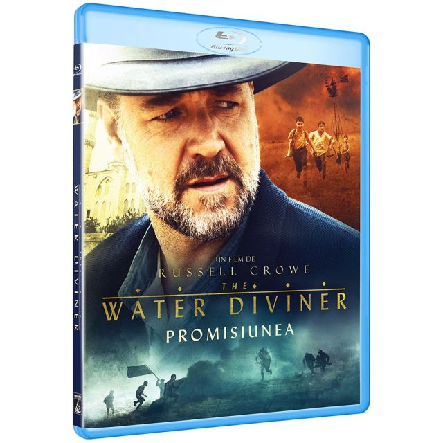 BD: THE WATER DIVINER -...