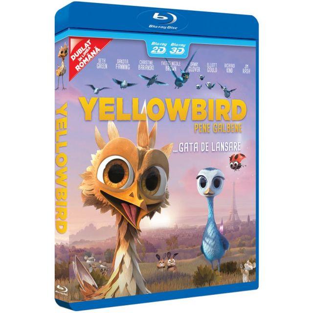 BD: YELLOWBIRD - PENE GALBENE