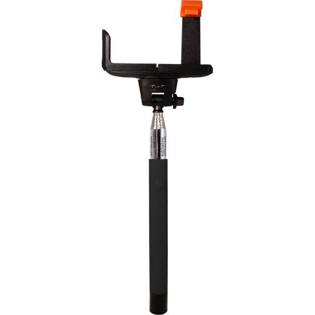 Monopied pentru fotografii de tip selfie,  dimensiune ajustabila 23.5-100cm, negru