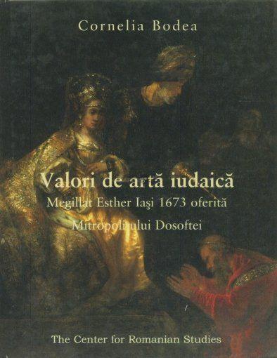 VALORI DE ARTA IUDAICA