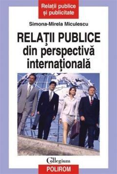 RELATII PUBLICE DIN PERSPECTIVA INTERNAT