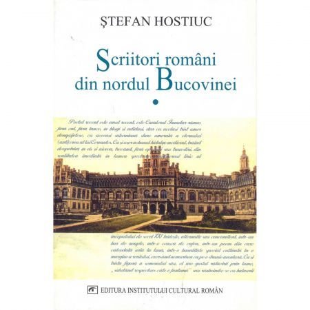 SCRIITORI ROMANI DIN NORDUL BUCOVINEI VO