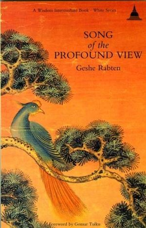 SONG OF THE PROFOUND VIEW