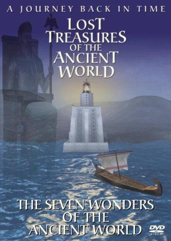 DVD SEVEN WONDERS OF THE ANCIENT WORLD, THE