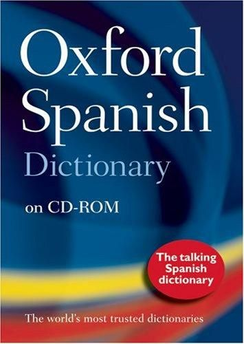 SPANISH DICTIONARY & CD (3E V2,0 SU)