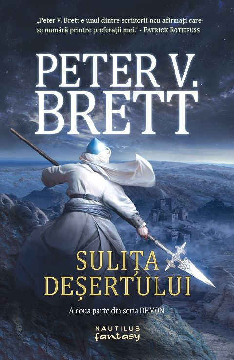 SULITA DESERTULUI (DEMON, VOL 2)