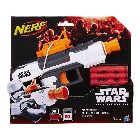 Nerf-Blaster Trooper,Star Wars,ep.7