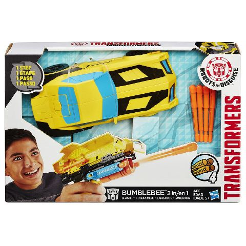 Transformers-Blaster Bumblebee