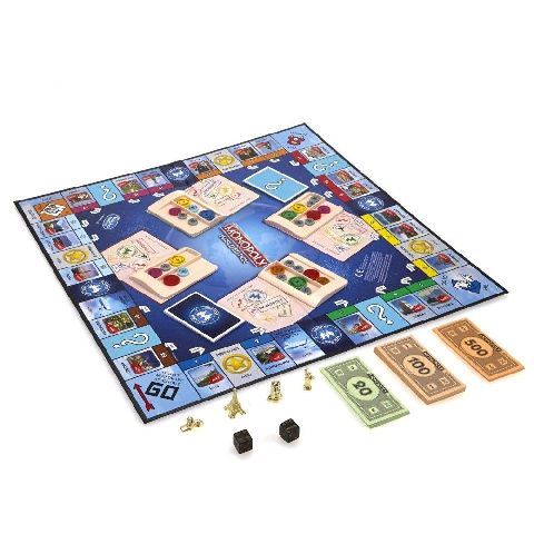 Monopoly Here & Now,editie globala