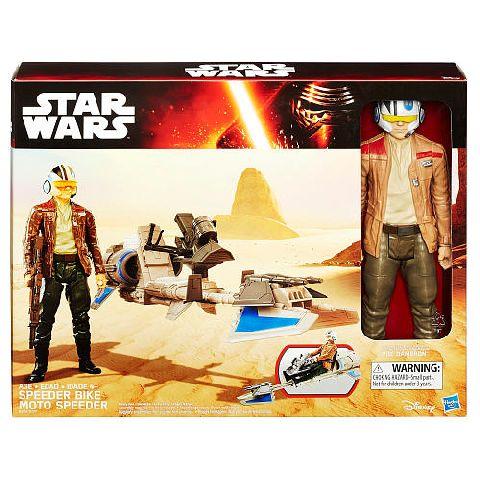 StarWars,vehicul de viteza,30.5cm,figurina,acces,ep.7