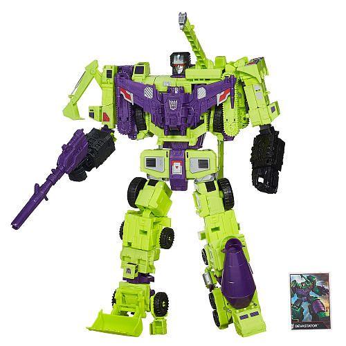 Transformers-Figurina Generations Devastator