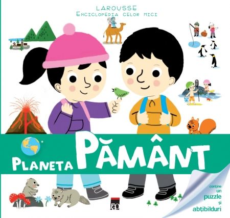 ECM - PLANETA PAMANT