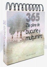 365 ZILE PLINE DE BUCURIE
