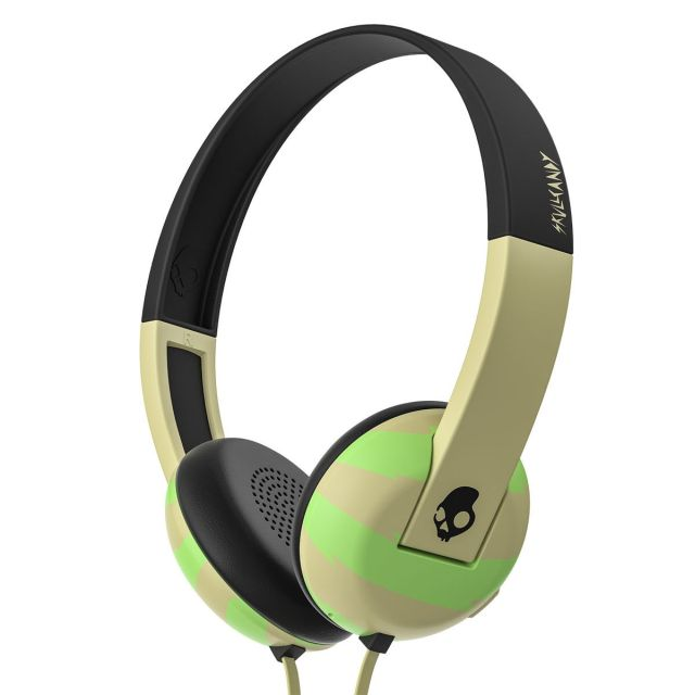 Casti Skullcandy Uproar Locals Only/GITD/Black