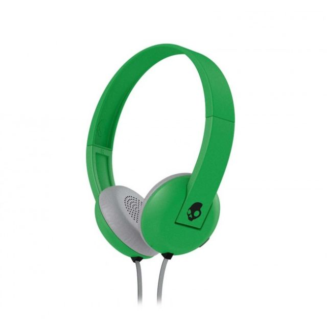 Casti Skullcandy Uproar IllFamed/Green/Black