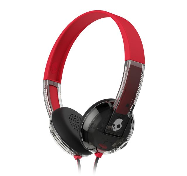 Casti Skullcandy Uproar spaced out/smoke/chrome