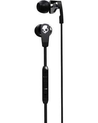 Casti Skullcandy Strum Black/Black/Chrome Mic3