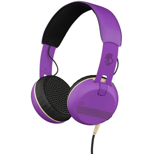 Casti Skullcandy Grind Ill Famed/Purple/Black