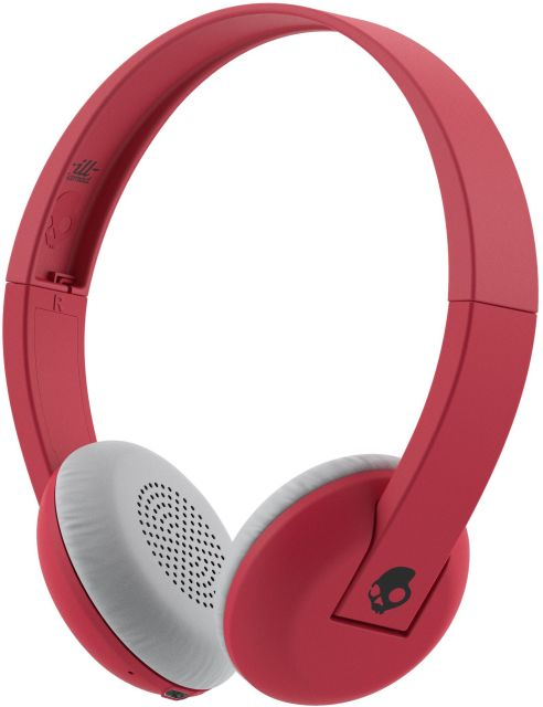 Casti Skullcandy Uproar BT IllFamed/Red/Black