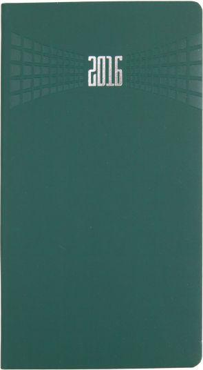 Agenda 8x15cm,datata,Matra,128p,verde