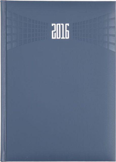 Agenda A5,datata,Matra,320p,albastru