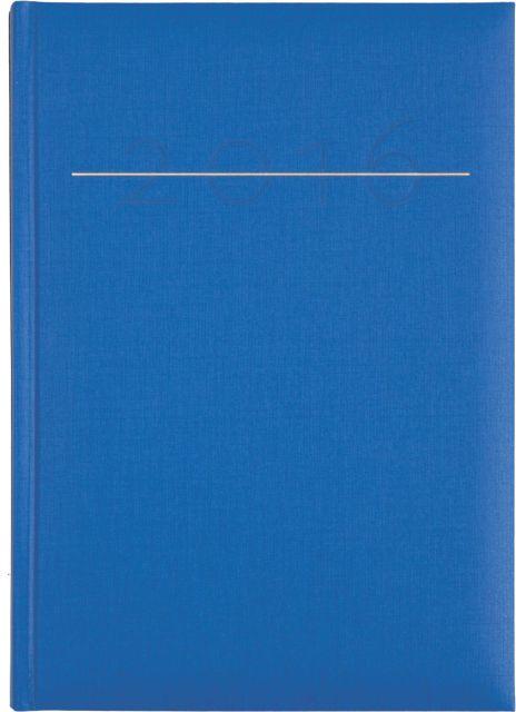 Agenda A5,datata,Caribe,320p,albastru